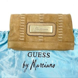 Guess By Marciano Angelique Fold Over clutch